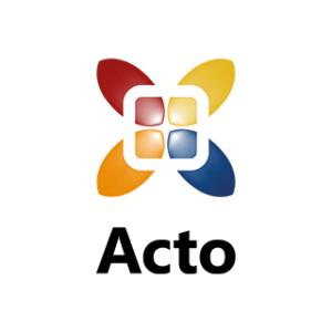Software koppeling logo Acto