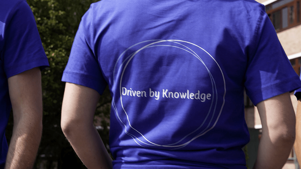 driven by knowledge