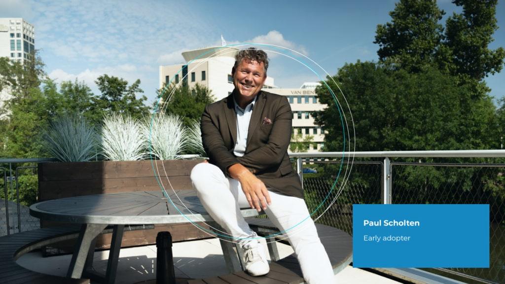 Bekijk de video over Paul Scholten